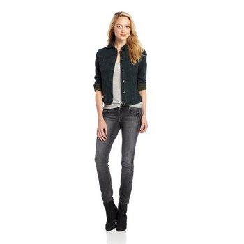 海淘夹克推荐:Calvin Klein Jeans 女款时尚牛仔夹克 WF23J14