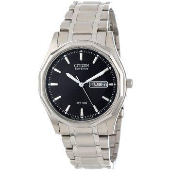 终身无需更换电池的手表 Citizen西铁城BDBM8430-59